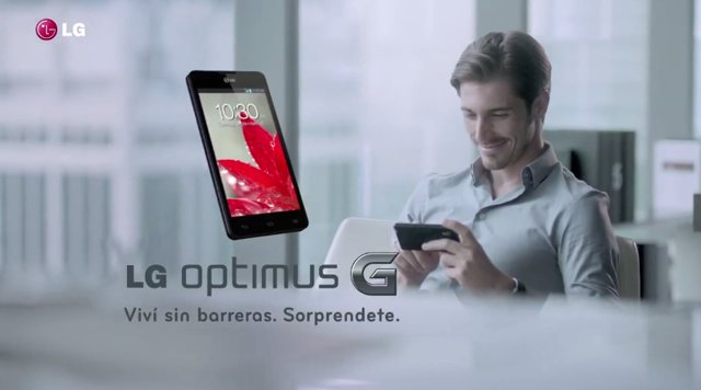 Optimus G – QSlide Function